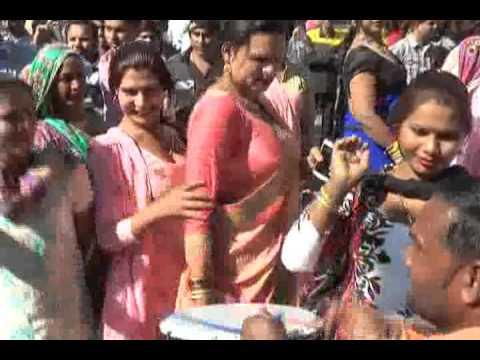 Hot Beautiful indian kinner dancing indore thumbnail