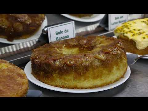 Café da manhã colonial - Muita fartura e fé