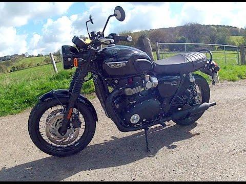 Triumph Bonneville T120 Review
