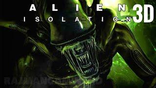 VR Horror 3D VR Alien Isolation VR Jumpscare 3D SBS VR 4K for VR Box 3D not 360 VR