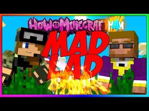 Minecraft - DUNGEON SQUAD! | Episode 76 of H4M (How to Minecraft Season 4)