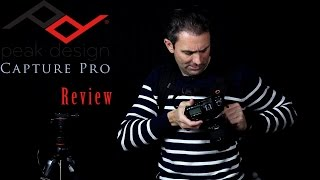 Peak Design CapturePro Camera Clip Review