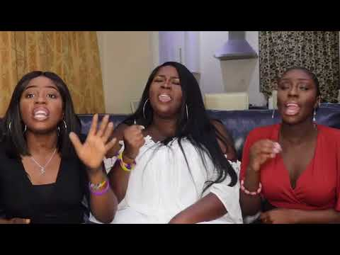 Can't Give Up Now- Shekinah Cover