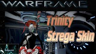 Warframe: Trinity Strega Skin (Premium Skin + Others)