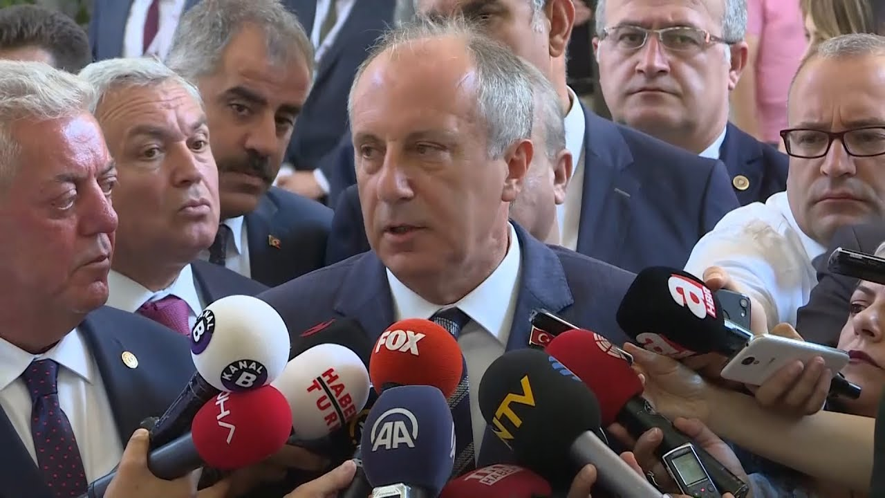 Muharrem İnce Kemal Kılıçdaroğlu'na yaptığı teklifi açıkladı