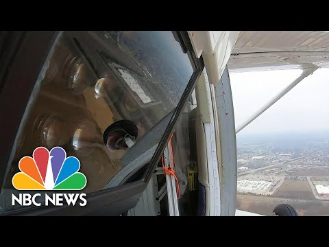 Baltimore To Use Police Surveillance Planes In Controversial Pilot Program | NBC Nightly News