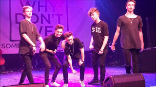 Tell Me Live Performance - Logan Paul feat Why Don't We