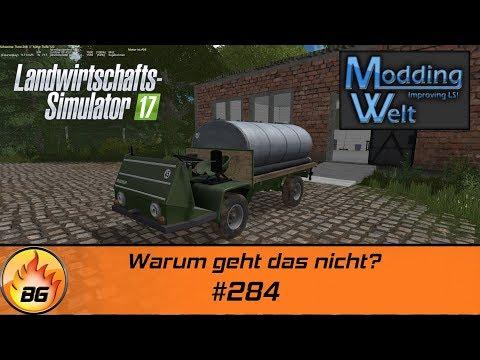 LS17 - Hof Bergmann Reloaded #284 | Warum geht das nicht? | Let's Play [HD]