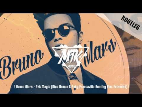 Bruno Mars - 24k Magic [Dino Brown & Paky Francavilla Bootleg Rmx Extended]