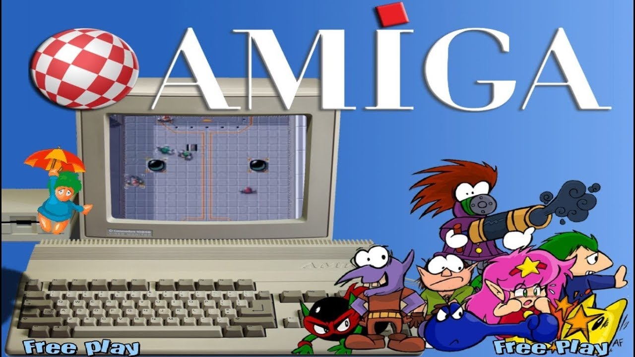 [TUTORIAL] How to Install the Commodore Amiga on the Wii