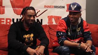 Interview with QB Entertainment's King Noah & GWezzy as they talk about their project