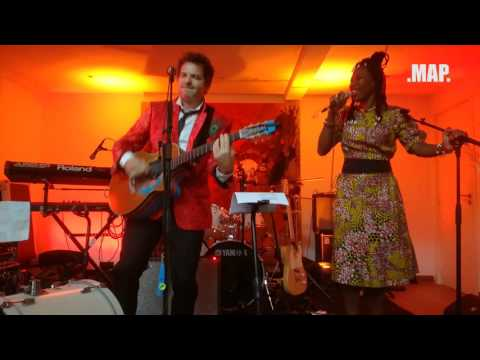 Matthieu Chedid - Bal de Bamako - LAMOMALi - CANNES 2017 LIVE