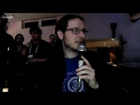 Fullnode IPFS Livestream at #32c3 Chaos Communications Congress