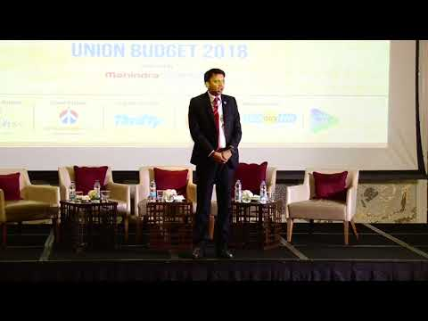17th Feb Union Budget event of ICAI Dubai Chapter