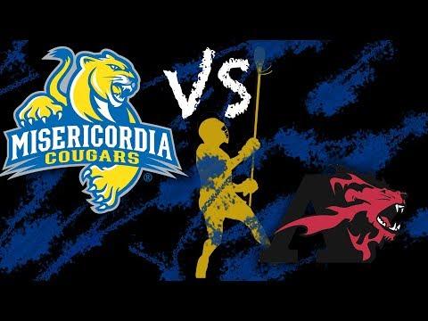 Misericordia University Women's Lacrosse vs Albright College