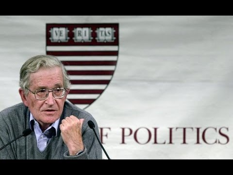 The ACLU Is a Conservative Organization - Noam Chomsky