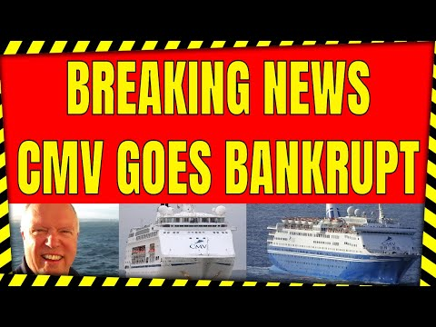 CRUISE SHIP NEWS: CRUISE AND MARITIME VOYAGES PLACED INTO BANKRUPTCY