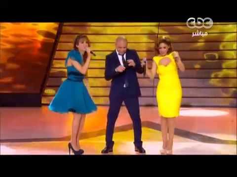 Faudel & Soukaina Bekhriss & Zaineb Oussama   Tellement Je T'aime   Star Academy 9   Prime 13 360p