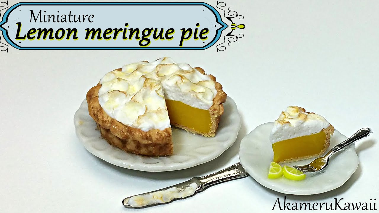 How Do You Make Meringue For Pies