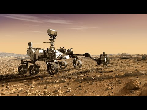 How Will The Mars 2020 Rover Try To Find Past Life On Mars?