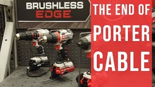 Is This the End of Porter Cable? (Killed by Craftsman)