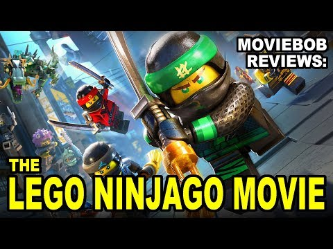 MovieBob Reviews: THE LEGO NIN the lego ninjago movie