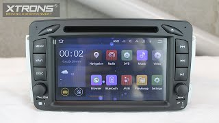 Xtrons PF75M203A | Android 5.1 Lollipop Driving Entertainment System