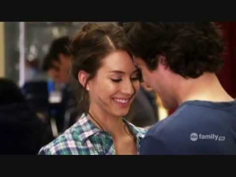 Spencer and Alex all the kisses