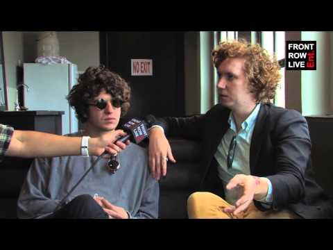 The Kooks interview w/ @RobertHerrera3