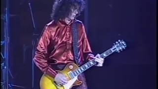Jimmy Page & Robert Plant Florida 1995 AMAZING QUALITY (opening night)