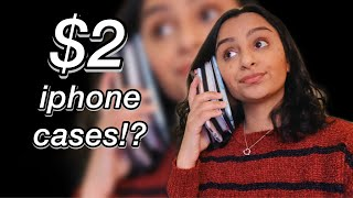 Ordering $2 iPhone Cases From AliExpress!? ..are they legit? (2019)