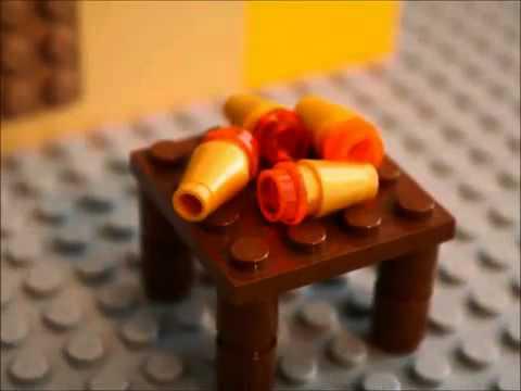 LEGO Skrillex Bangarang