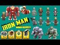 ✔️ Iron Man Minifigures - Knockoff Marvel Lego Review by XINH