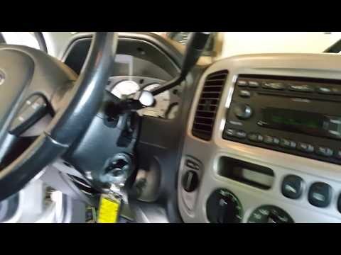 Fix For Ford Escape Power Lock, Radio, Sunroof And Dome Lights