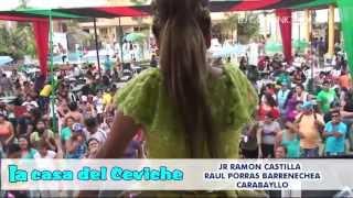 Amapolita de Arahuay  Señor Cantinero ,Amor Prohibido Sabor Tropical HD