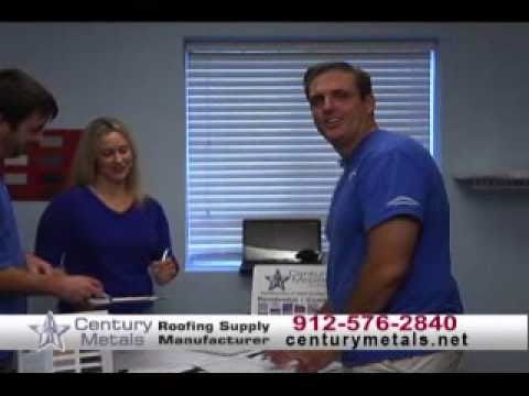 Century Metals Roofing Supply