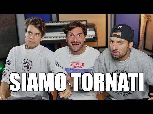 SIAMO TORNATI | ANTHONY IPANT'S