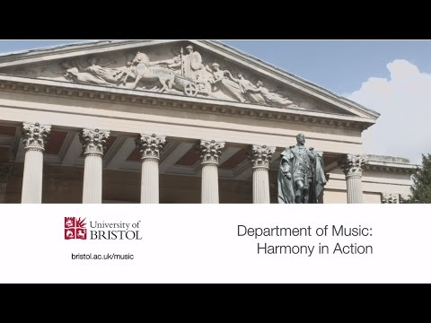 Department of Music: Harmony in Action