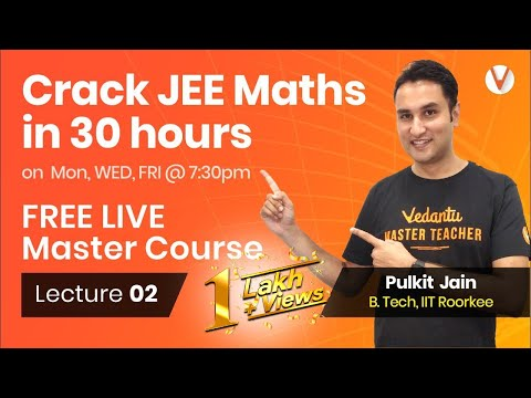 Quadratic Equation for JEE Main Maths | Tricks to Crack JEE Math Problems | Lecture 2