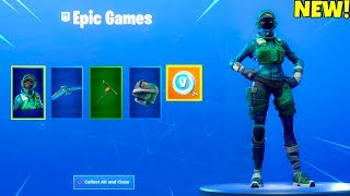 Le NOUVEAU! Fortnite Bundle..! (New Instinct Skin)