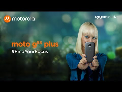 Moto G5s Plus - Launch Event   29th August