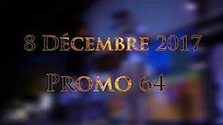 Saint Bonnet restera gravé - 8 Décembre 2017 - Promo 64