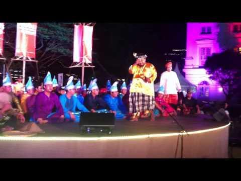 durbar dua at rivers night 2014 asian civilisation museum