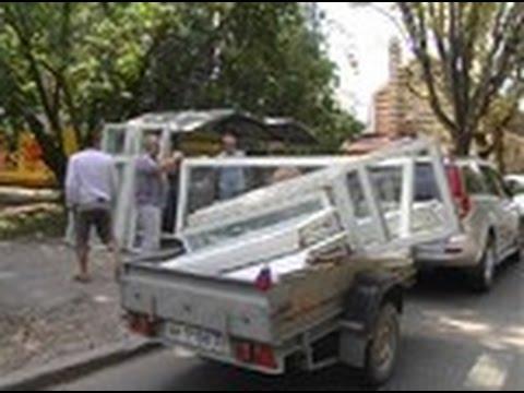 Куда выбрасывают строительный мусор