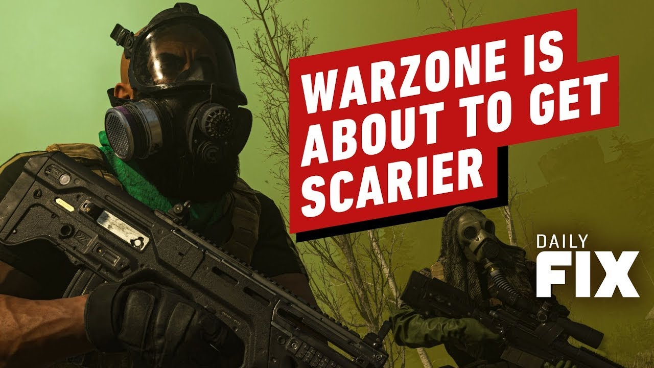 Call of Duty: Warzone Could Get Scarier After This New Feature - IGN Daily Fix