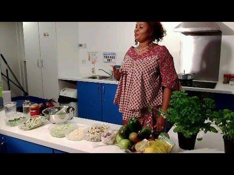 LOVE YOUR HEALTH TALK SHOW: LES FEUILLES DE MANIOC AUX 5 LEGUMES