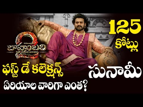 Thumbnail: Bahubali 2 First Day collections | Telugu Cinema Updates
