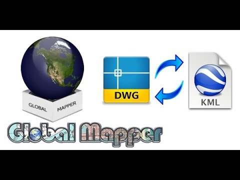 Export google earth kmz convert to autocad drawing youtube for Dwg to kmz