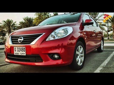 Nissan Sunny - نيسان صني - YouTube