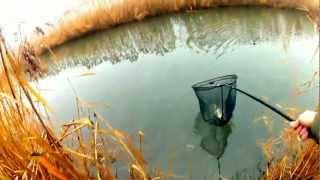 Small stream Pike fishing II GoPro HD